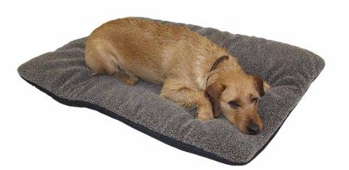 Hunde-Thermobett-braun-70x100-cm