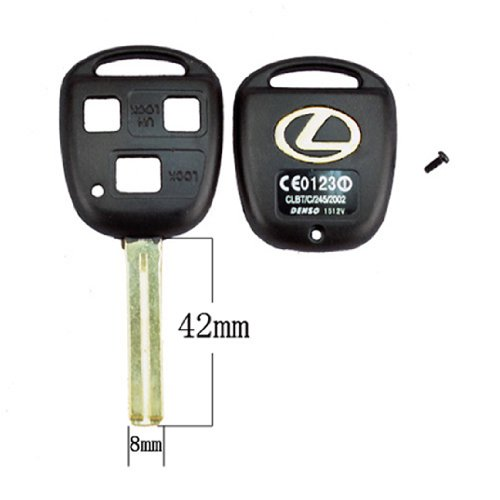 2004 lexus rx330 key replacement