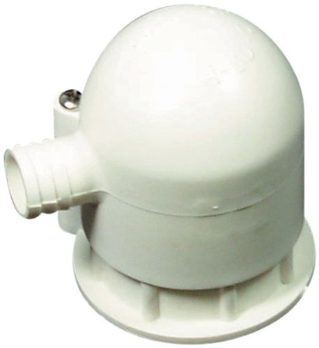Camco Mfg 37262 Polar White Camper Drain Trap