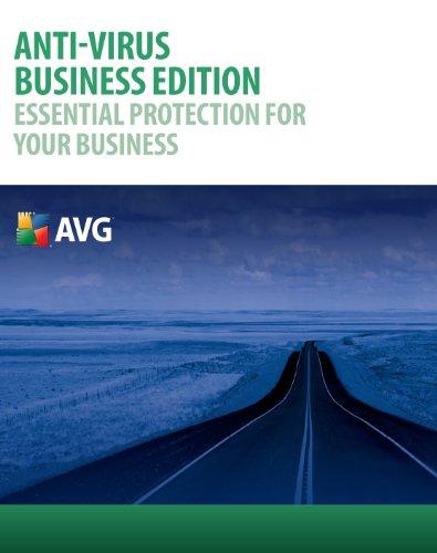 AVG Anti-Virus Business Edition (5 user, 2 years) [Download]