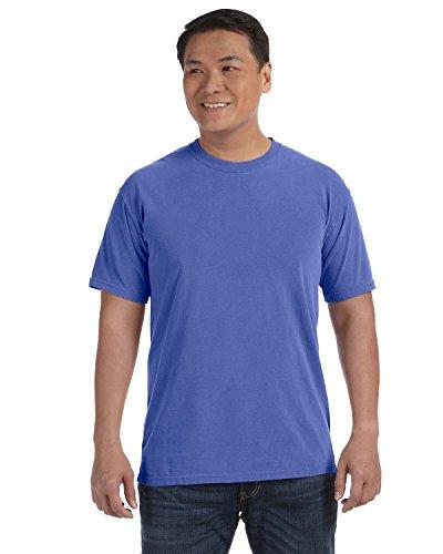 Comfort Colors 6.1 oz. Ringspun Garment-Dyed T-Shirt, XL, PERIWINKLE (Garment Dyed T Shirt compare prices)