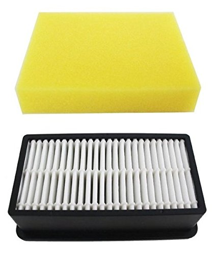 Bissell Cleanview Filter Kit 203-2663 and 203-2662 HEPA and Foam Filter (Bissell 3918 Vacuum compare prices)