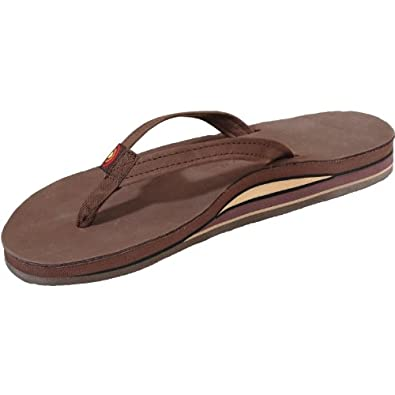 Amazon Com Rainbow Sandals Women S Premier Leather Double