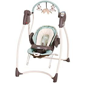 Graco Swing n' Bounce Infant Swing