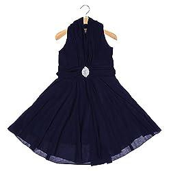 Aarika Girl's Party Wear Premium Net Fabric Frock
