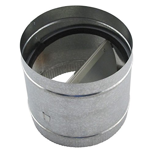 Backdraft Damper 6 Inch (Exhaust Heat Exchanger compare prices)
