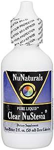 NuNaturals, Clear Stevia, 2 fl oz (59 ml)