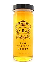 Capital Bee Co. Raw Tupelo Honey 12 Oz
