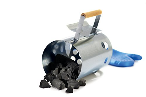 GrillPro 39470 Chimney Style Charcoal Starter (Chimney For Charcoal compare prices)