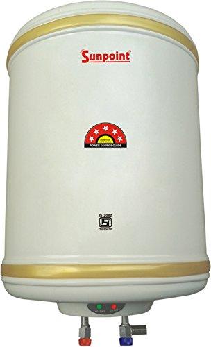 SUNPOINT 10 Litre 5 Star Water Heater Geyser