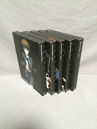 PSYCHO-PASS サイコパス2 (初回限定盤)全5巻 [マーケットプレイスBlu-rayセット]