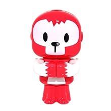 Okiiyo SmartPal App Toy with USB SD card reader and Stylus: Red Okiiyo
