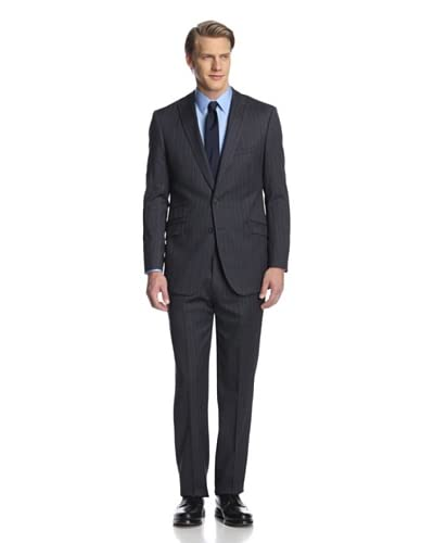 Giorgio Valentini Men's Stripe Suit
