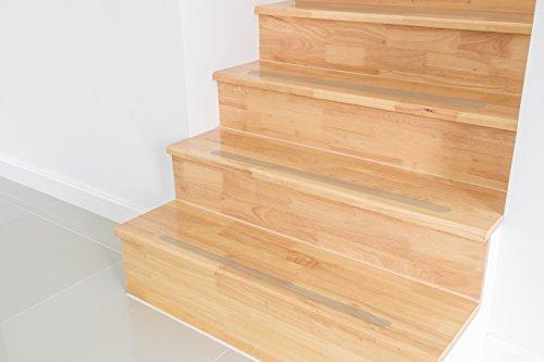 Fantastisch Die Beste SOLEO 17 Anti-Rutsch-Streifen für Treppen, transparent  XJ41