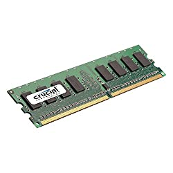 Crucial Technology 2 GB DDR2 800 (PC2 6400) RAM CT25672AA80EA