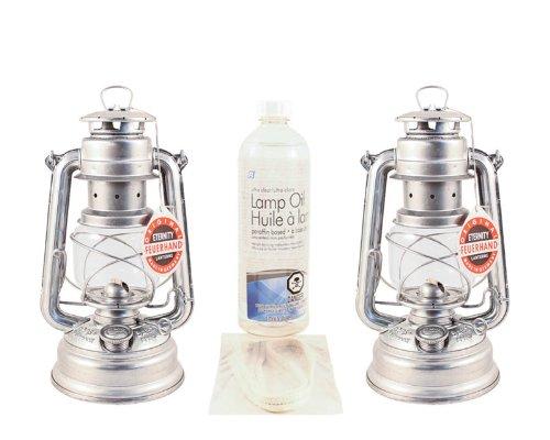 Hurricane Lantern Kit – 18 – Feuerhand Hurricane Lanterns – German Oil Lamps