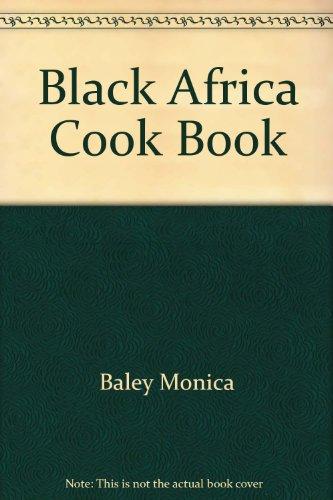 Title: Black Africa Cook Book