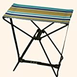 Roots & Shoots Portable Folding Stool with Carry Bag