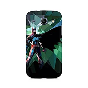 Ebby Batman Abstract Scream Premium Printed Case For Samsung Core I8262