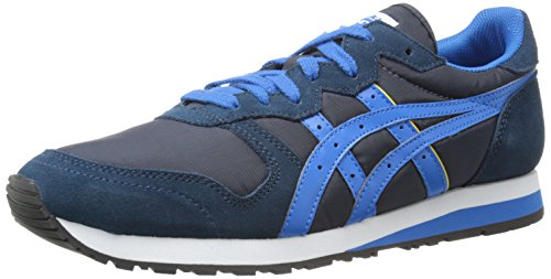 Onitsuka Tiger OC Runner Fashion Sneaker,Navy/Mid Blue,11.5 M US/13 Women's M US