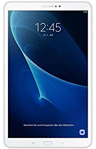 "Samsung Galaxy Tab A (2016) - tablet - Android 6.0 (Marshmallow) - 16 GB - 10.1""(SM-T580NZWABTU) from Samsung"