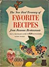 The new Ford treasury of favorite recipes from famous restaurants