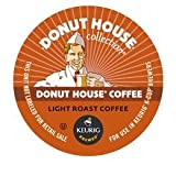 DONUT HOUSE LIGHT ROAST K CUP COFFEE 96 COUNT