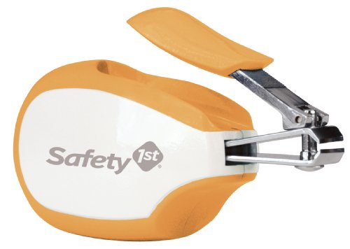 Safety 1st Steady Grip Infant Clipper, Colors May Vary