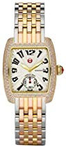 Michele Urban Mini Diamond Tri-Tone Ladies Watch MWW02A000539