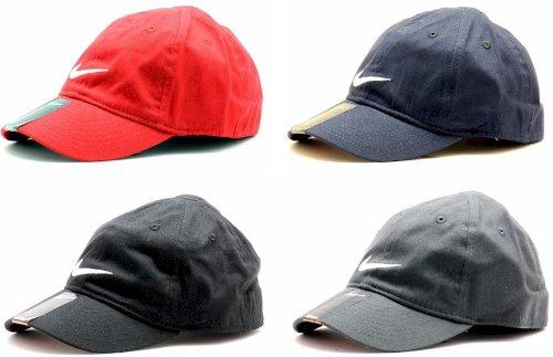 25f10774c Nike Toddler Embroidered Swoosh Cotton Baseball Cap 2/4T | nike hat ...