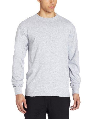 Soffe Men's Men'S Long Sleeve Cotton T-Shirt