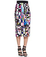 Milly Cubist Print 31