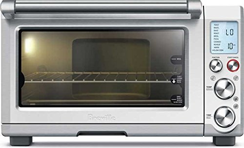 Breville Countertop Convection Oven Best Price : Breville BOV845BSS The Smart Oven Pro Convection Toaster Oven ...
