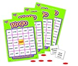 418wRtCUccL. SL160  Trend Enterprises Prefixes & Suffixes Bingo Game Reviews