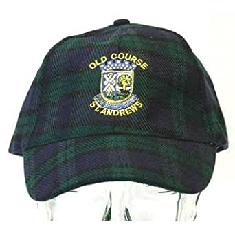 Mens Golf Baseball Cap, Old Course ST. Andrews Cap with