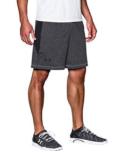 "Under Armour Men's Raid Printed 8"" Shorts, Steel (038), Medium"