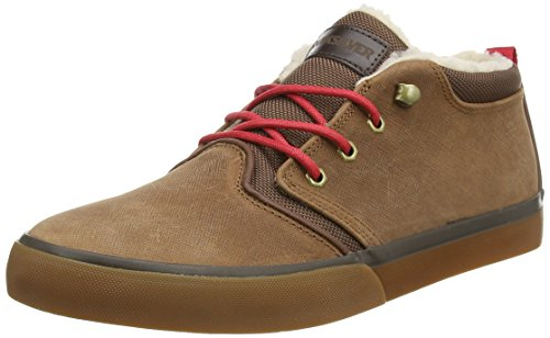 Quiksilver AQYS300004-XCCC  GRIFFIN FG M SHOE XCCC, Low-Top Sneaker uomo, Marrone (Braun (XCCC  BROWN/BROWN/BROWN)), 41
