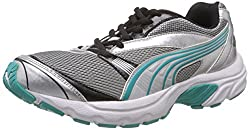 Puma Womens Velocity Wns Black Mesh Sport Running Shoes - 4 UK/India (37 EU)