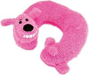 犬のおもちゃ MULTIPET ラウンド ルーファードック ピンク マルチペット プラッツ PLATZ