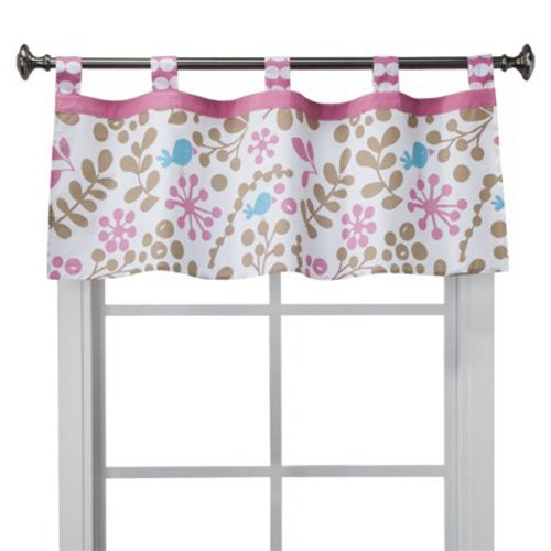 Sumersault Branches Valance