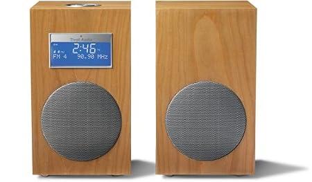 Tivoli Audio Model 10+ Radio numérique stéréo FM/DAB/DAB+ Jaune