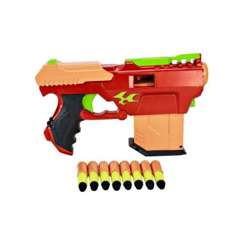 Amazon.com: Lanard Shell Shock X-6 with Ammo Clip