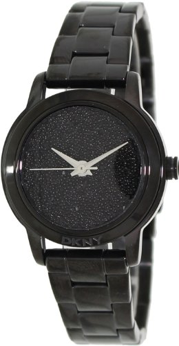 DKNY Steel Black Dial Women's Watch #NY8716