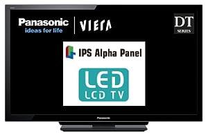 Panasonic VIERA TC-L37DT30 37-Inch 1080p 3D LED HDTV