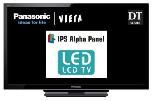 Panasonic VIERA TC-L37DT30 37-Inch 1080p 3D LED