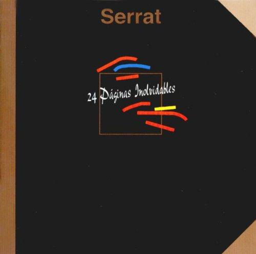 Joan Manuel Serrat - 24 Pã¡ginas Inolvidables - Zortam Music