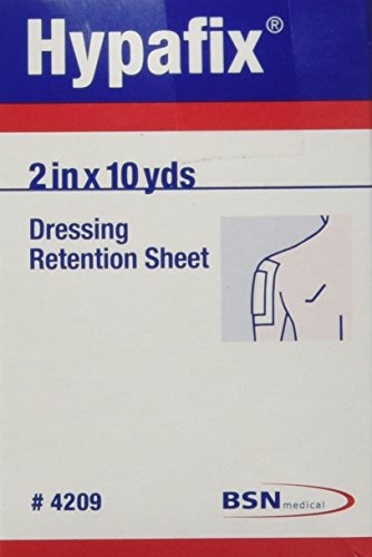 "Hypafix Dressing Retention Tape: 2"" X 10 Yds Each"