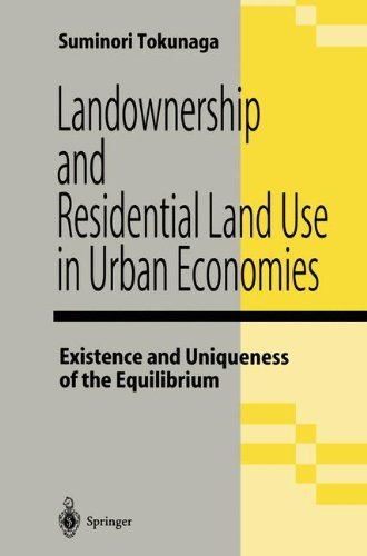 Landownership and Residental Land Use in Urban Economies: Existence and Uniqueness of the Equilibrium