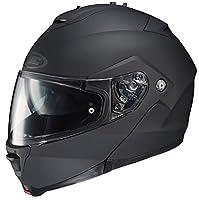 HJC IS-MAX II Modular Motorcycle Helmet (Matte Black, X-Large) from HJC