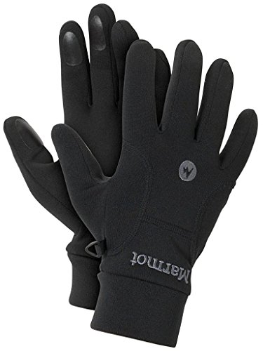 Marmot Men's Power Stretch Glove перчатки сноубордические marmot lifty glove black slate grey